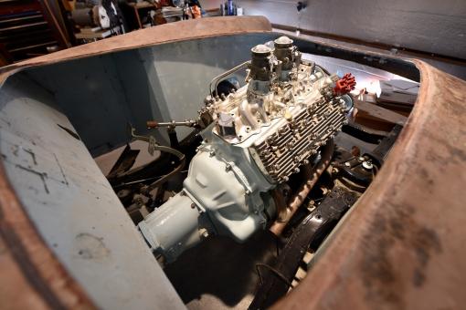 Engine Too Forward 1