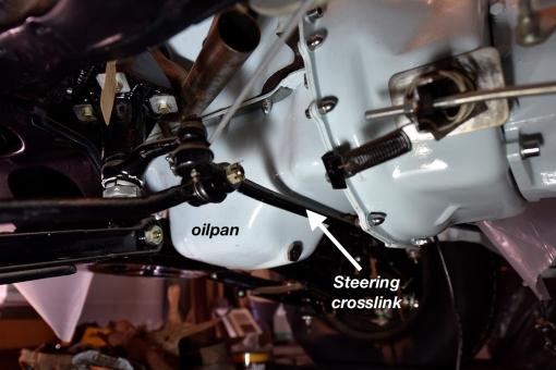 Oilpan Crosslink Problem1